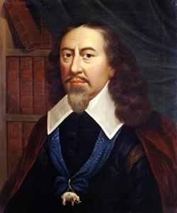 Portret van Joachim Gersdorff (1611-1661)