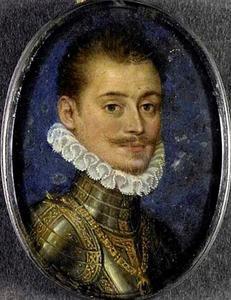 Portret van Juan van Habsburg (1547-1578)
