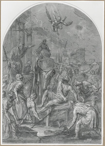 Marteling van de H. Laurentius