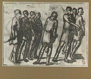 Mannen met zwaarden