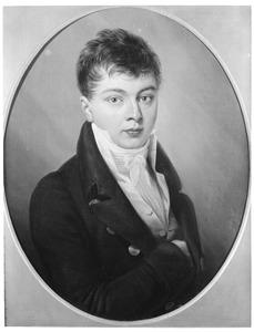 Portret van Paulus Charles Gerard Poelman (1792-1846)
