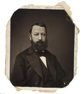 Portret van Isodorus Franciscus Hubertus Leclercq (1824-1882)