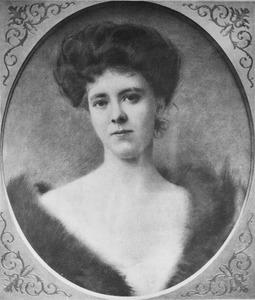 Portret van Henriette Frédérique Suzanne Huyssen van Kattendijke (1882-1956)