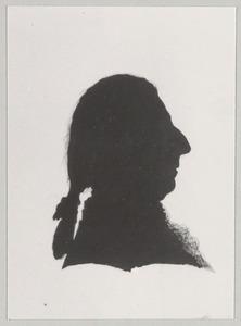 Portret van Albert Voomberg (1733-1811)