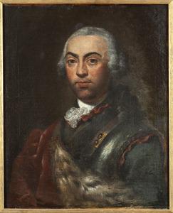 Portret van Hendrik van Kretschmar ( -1769)