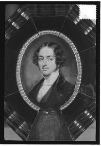 Portret van Mathieu Cornelis Ooster (1807-1878)