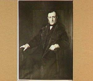 Portret van Nicolaas van Taack Tra Kranen (1819-1890)