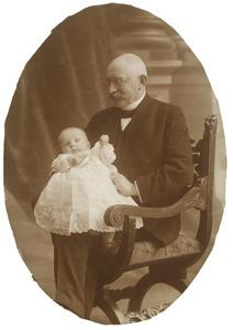 Portret van een onbekende oude man en Jan Daniël Camerling Helmolt (1914-1940)