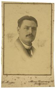 Portret van Charles Laurans