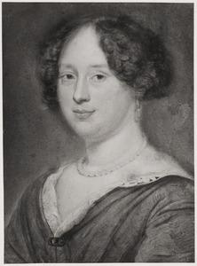 Portret van Susanna Huygens (1637-1725)