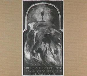 De bevrijding der zielen uit het vagevuur door de H. Eucharistie