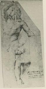 Studie van een Galliër die zijn vrouw en zichzelf doodt