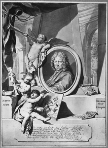 Portret van Johannes Bronckhorst (1648-1727)