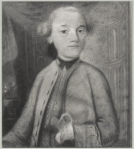 Portret van Jan van Bolhuis (1750-1803)