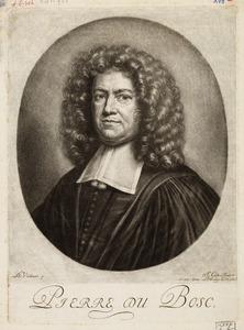 Portret van Pierre du Bosc (1623-1695)