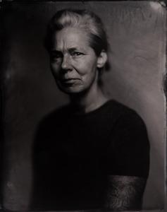 Portret van José van Riele