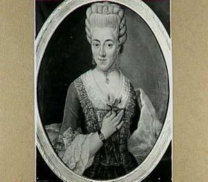 Portret van Eliva Duyvensz.