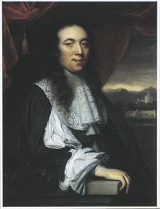 Portret van Adriaen Braets (1638-1677)