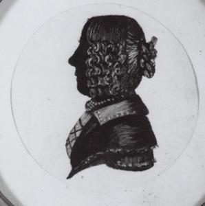 Portret van Elizabeth Suzanna van Wijk (1786-1830)
