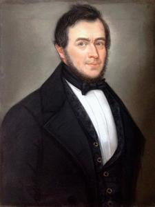 Portret van Francois Pieter Jacobus Was (1826-1900)