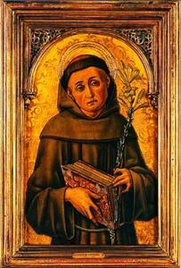 De H. Antonius van Padua