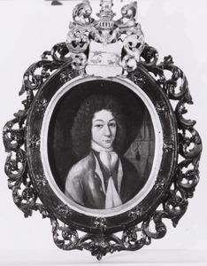 Portret van Jacob Johan van Delen