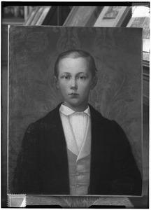 Portret van Johan Wilhelm von Reinhardshausen (1849-1861)