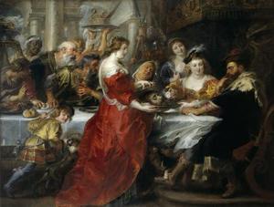 Gastmaal van Herodes