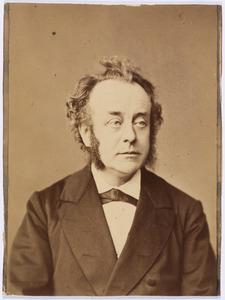 Portret van Hendrikus Cornelis Kips (1827-1882)