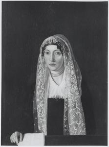 Portret van Antoinetta Adriana Susanna Planten (1784-1832)