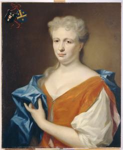Portret van Elisabeth Pauw (1682-1734)
