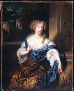 Portret van Helena Catharina de Witte (1661-1695)