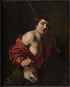 Portret van een jager