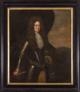 Portret van Frederik Willem van Heyden tot Broeck (?-1690)