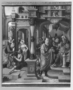 Episoden uit het leven van de H. Quintinus van Vermand