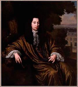 Portret van Pieter Ranst Valckenier (1661-1704)