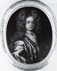 Portret van Ulbo Aylva van Burmania (1680-1762)