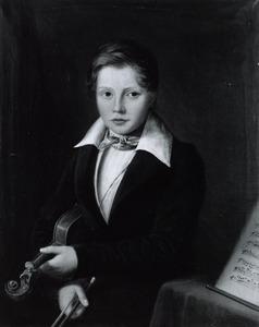 Portret van Johannes Meijer (1822- )