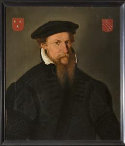 Portret van Adriaen de Kies van Wissen ( -1566)