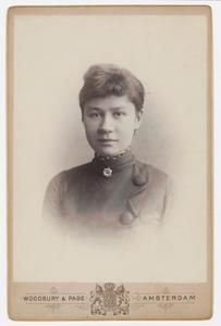 Portret van Jo van Gogh-Bonger