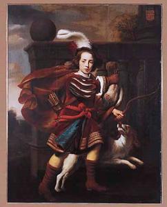 Portret van een onbekende jongen