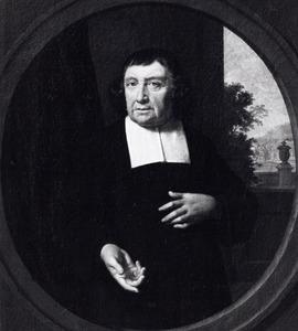 Portret van Job Siewerts (1640-1713)