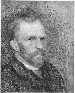 Zelfportret: driekwart naar rechts