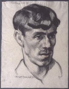 Portret H. de Swart