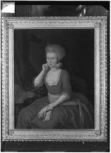 Portret van Adriana Maria Cornets de Groot (1746-1816)