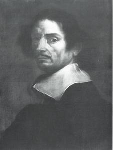 Zelfportret van Jan Miel (1599-1664)