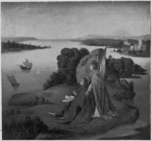 Johannes de Evangelist op Patmos