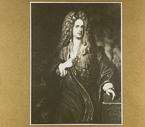 Portret van Jan van den Bempden (1661-1769)