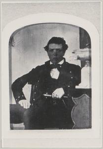 Portret van Theodore Engelbert de Brauw (1840-1902)