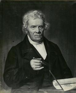 Portret van Gerrit van der Wielen (1767-1858)
